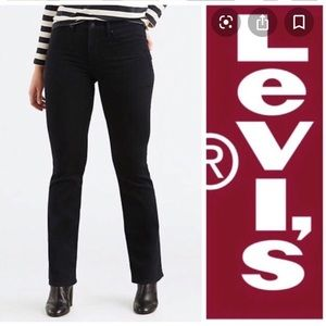 Levi's relaxed boot cut 550 women's jeans